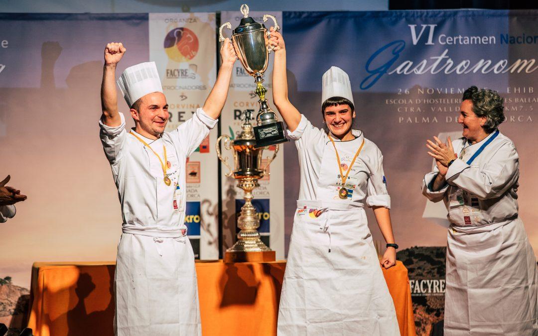 Víctor De Castro, Campeón de España de Pastelería 2020