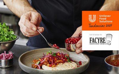 Unilever Food Solutions lanza UFS Tendencias 2021