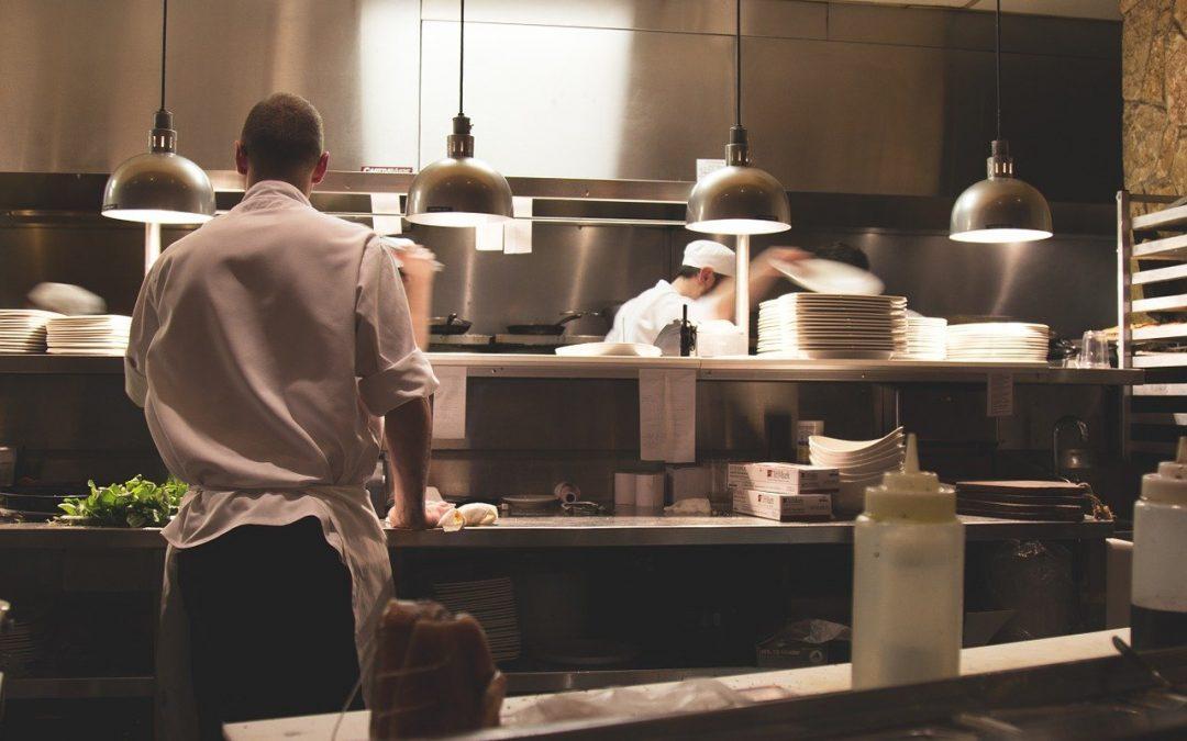 ¿Qué es Cook and Chill?